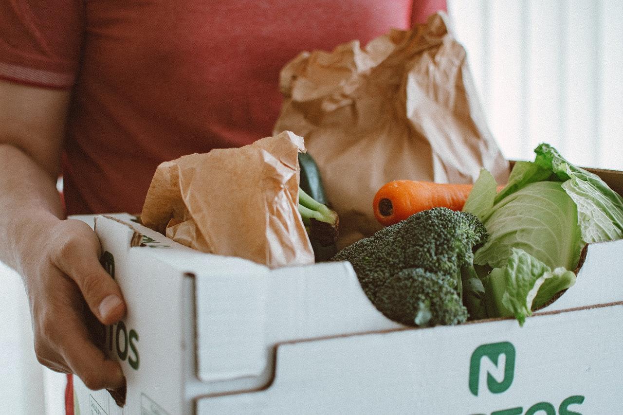 Transport żywności